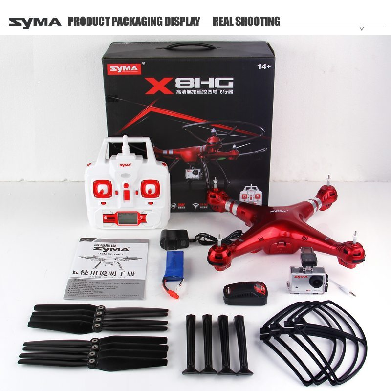 SYMA-Professional-UAV-X8HG-X8HW-X8HC-2-4G-4CH-RC-Helicopter-Drones-1080P-8MP-HD-Camera