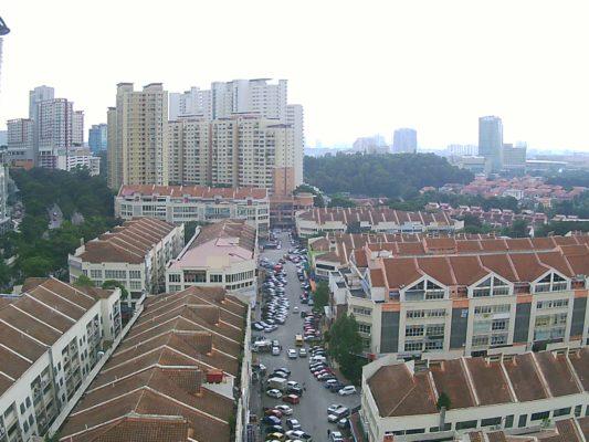 نمونه تصویر دوربین کوادکوپتر x8hg