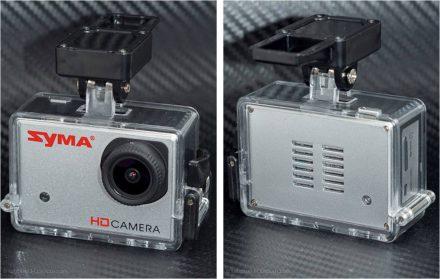کوادکوپتر سایما x8g