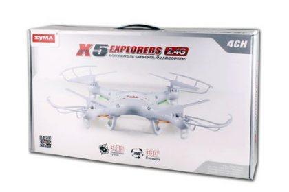 کوادکوپتر x5 explorer