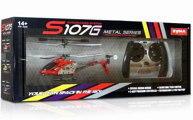 هلیکوپتر کنترلی s107G