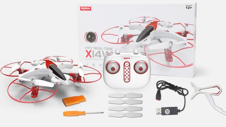 ۱-SYMA-X14W-fpv-drone